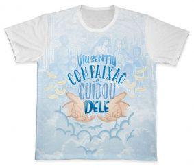 Camiseta REF.0400 - Campanha da Fraternidade 2020