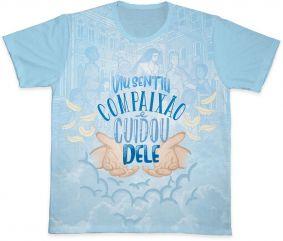 Camiseta REF.0401 - Campanha da Fraternidade 2020