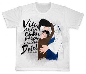 Camiseta REF.0402 - Campanha da Fraternidade 2020