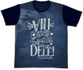 Camiseta REF.0403 - Campanha da Fraternidade 2020