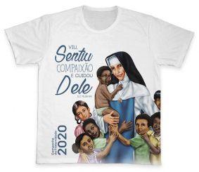 Camiseta REF.0404 - Campanha da Fraternidade 2020