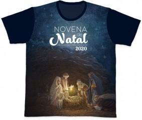 Camiseta Ref. 0406 - Novena de Natal 2020