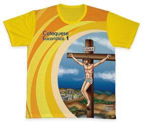 Camiseta REF.0451 - Catequese Eucarística 1 - Primeira Etapa