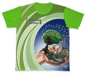 Camiseta REF.0452 - Catequese Eucarística 2 - Segunda Etapa
