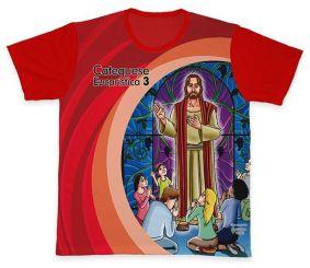 Camiseta REF.0453 - Catequese Eucarística 3 - Terceira Etapa
