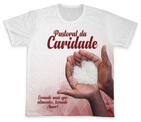 Camiseta REF.0564 - Pastoral da Caridade