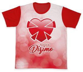 Camiseta REF.0573 - Pastoral do Dízimo