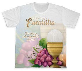 Camiseta Ref0611 Primeira Eucaristia