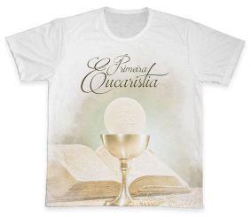 Camiseta REF.0615 - Primeira Eucaristia
