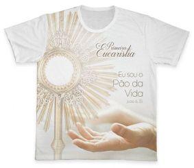 Camiseta REF.0616 - Primeira Eucaristia