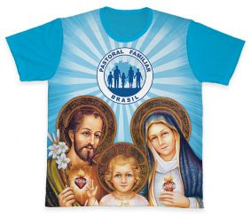 Camiseta REF.0670 - Pastoral Familiar
