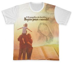Camiseta REF.0681 - Pastoral Familiar