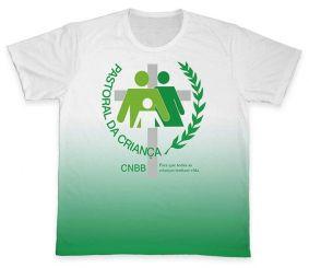 Camiseta REF.0700 - Pastoral da Criança