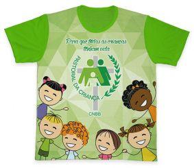Camiseta REF.0706 - Pastoral da Criança