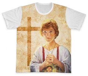 Camiseta REF.0736 - Pastoral dos Coroinhas - São Tarcísio