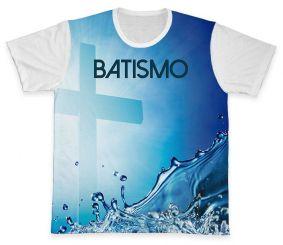 Camiseta REF.0761 - Pastoral do Batismo