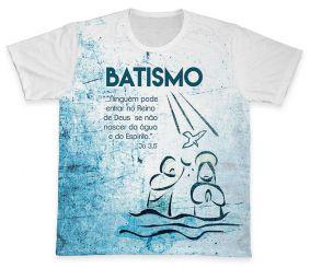 Camiseta REF.0764 - Pastoral do Batismo