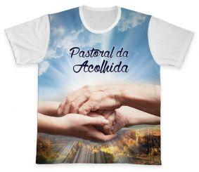 Camiseta REF.0780 - Pastoral da Acolhida
