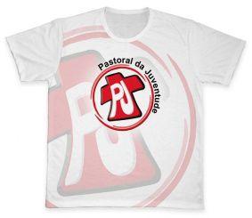 Camiseta REF.0802 - Pastoral da Juventude