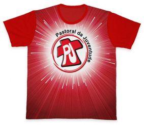 Camiseta REF.0804 - Pastoral da Juventude