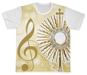 Camiseta REF.0865 - Ministério de Música