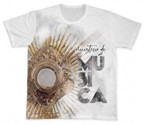 Camiseta Ref. 0867 - Ministério de Música