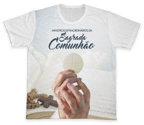 Camiseta REF.0896 - Ministros Extraordinários da Sagrada Comunhão