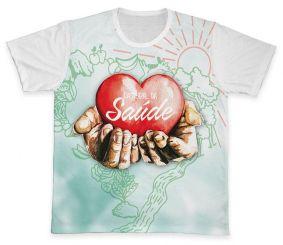 Camiseta REF.0955 - Pastoral da Saúde
