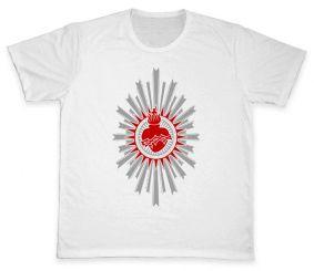 Camiseta REF.5002-1 - Sagrado Coração de Jesus