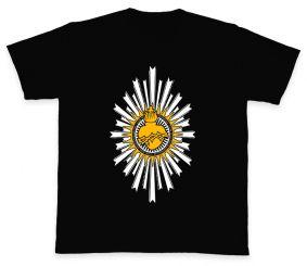 Camiseta REF.5002-2 - Sagrado Coração de Jesus