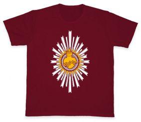 Camiseta REF.5002-3 - Sagrado Coração de Jesus
