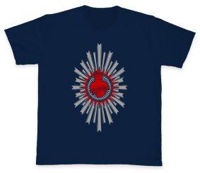 Camiseta REF.5002-4 - Sagrado Coração de Jesus