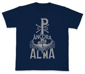 Camiseta REF.5007-1 - Âncora da nossa Alma