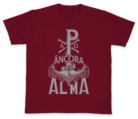 Camiseta REF.5007-2 - Âncora da nossa Alma