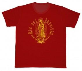 Camiseta Ref. 5451 - Mãe das Américas, Virgem de Guadalupe