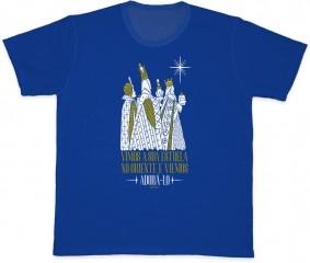 Camiseta Ref. 5550 - Vimos sua estrela no Oriente