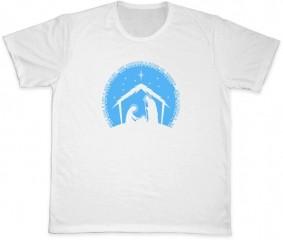 Camiseta Ref. 5561 - Ela deu a luz a seu filho