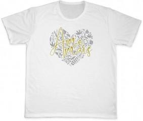 Camiseta Ref. 5591 - Ame mais