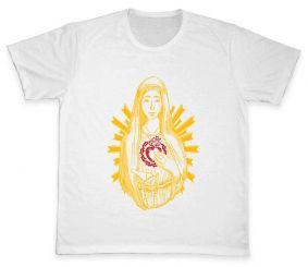 Camiseta REF.5001 - Imaculado Coração de Maria