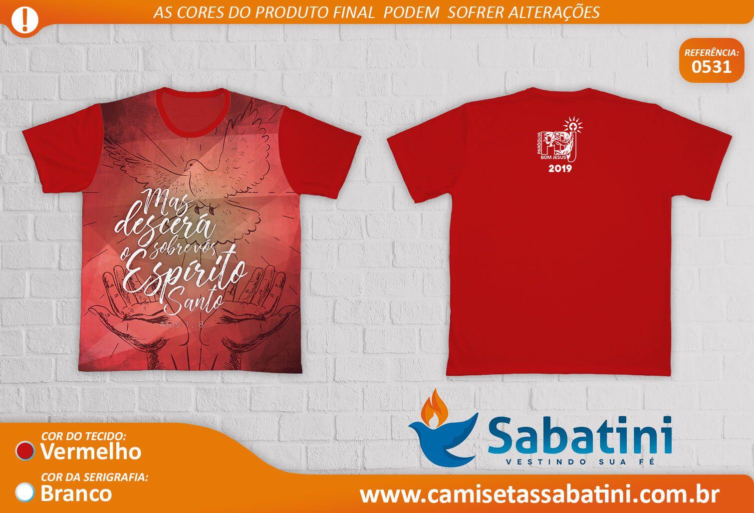 Camiseta Personalizada - CRISMA - DOURADOS - MS - ID:14749109  - Camisetas Sabatini