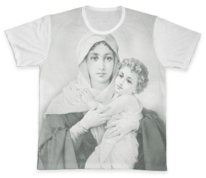 Camiseta Ref. 0106 - Mãe Rainha