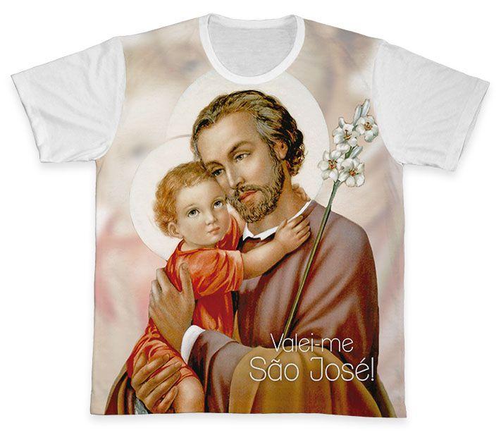 Camiseta REF.0126 - São José  - Camisetas Sabatini