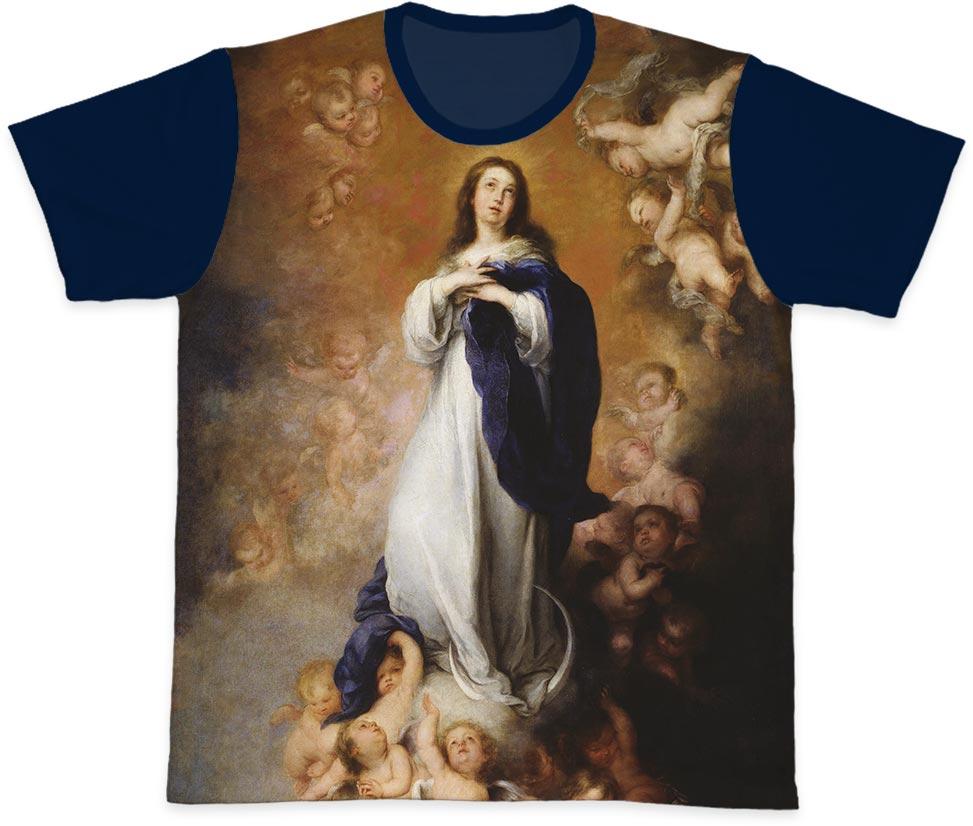 Camiseta Ref. 0131 - Imaculada Conceição