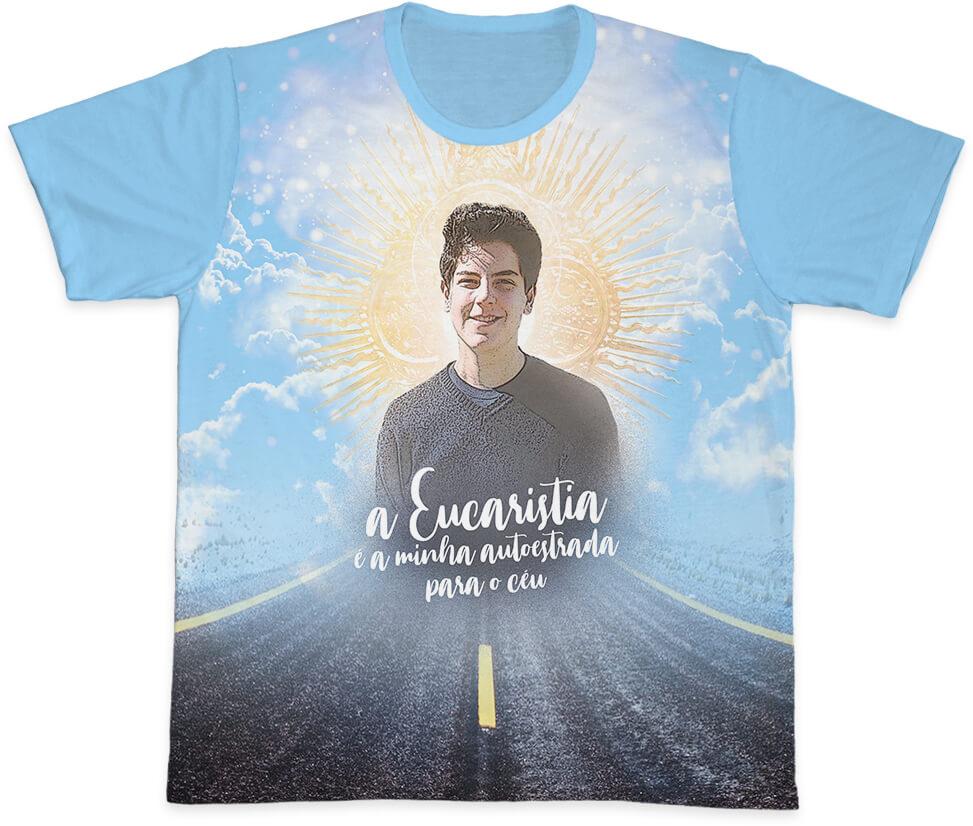 Camiseta Ref. 0132 - Beato Carlo Acutis