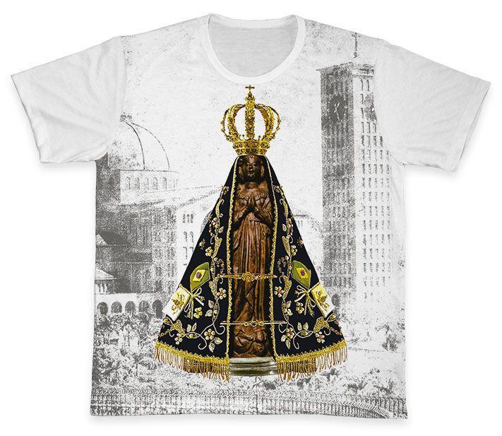 Camiseta Ref. 0133 - Nossa Senhora Aparecida