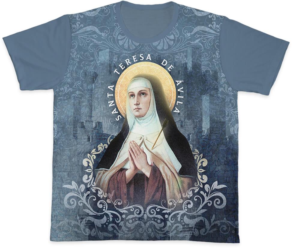 Camiseta Ref. 0144 - Santa Teresa de Ávila