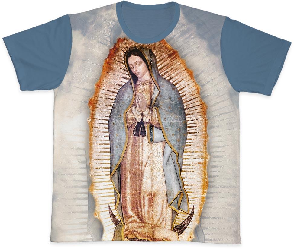 Camiseta Ref. 0146 - Nossa Senhora de Guadalupe