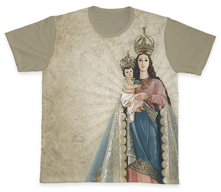 Camiseta Ref. 0168 - Nossa Senhora de Nazaré