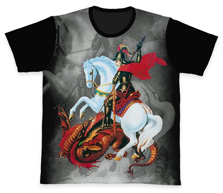 Camiseta Ref. 0169 - São Jorge