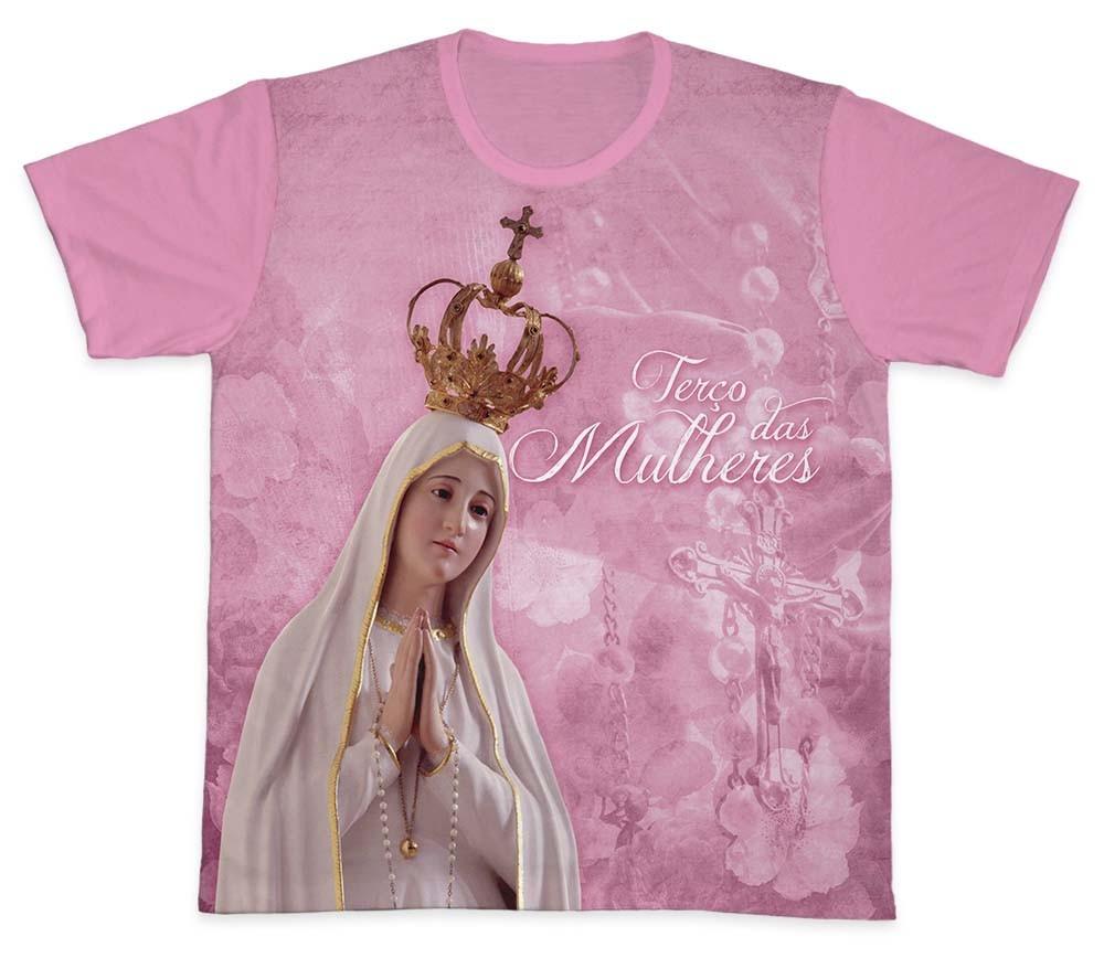 Camiseta Ref. 0172 - Terço das Mulheres